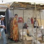 Le marché à Khorog