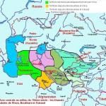 Asie centrale 1850