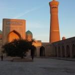 Boukhara - Minaret Kalon