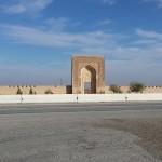 Caravansérail sur la route de Samarkand