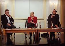 Jean-Luc Mélenchon, Chantal Mouffe, Christophe Ventura
