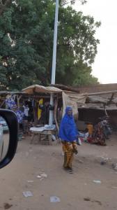 Dans la rue, à Niamey