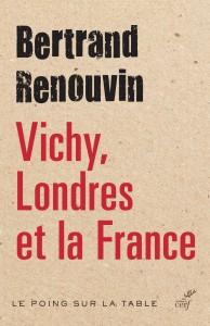Vichy, Londres et la France couv